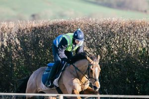 Solo gallop